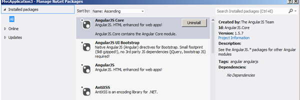 AngularJS UI Bootstrap packages