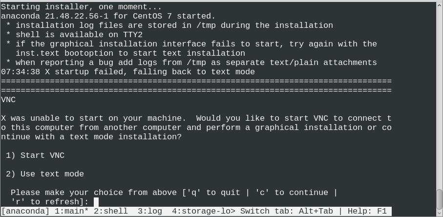 How to Install Paravirtualized CentOS 7 DomU on Xen - SysTutorials