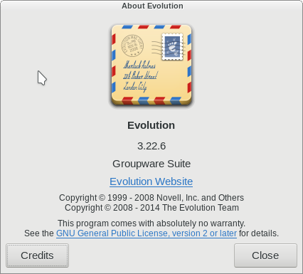 Where Does Evolution Save Its Data and Configuration Files