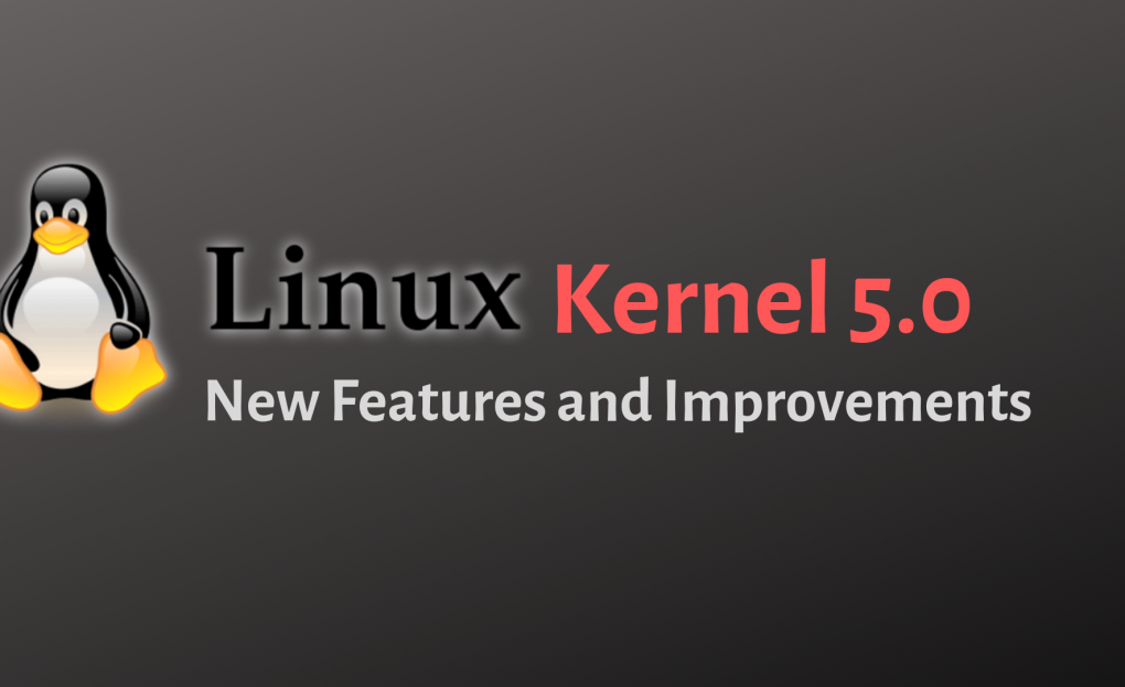 New Linux Kernel 5.0: Features and Improvements
