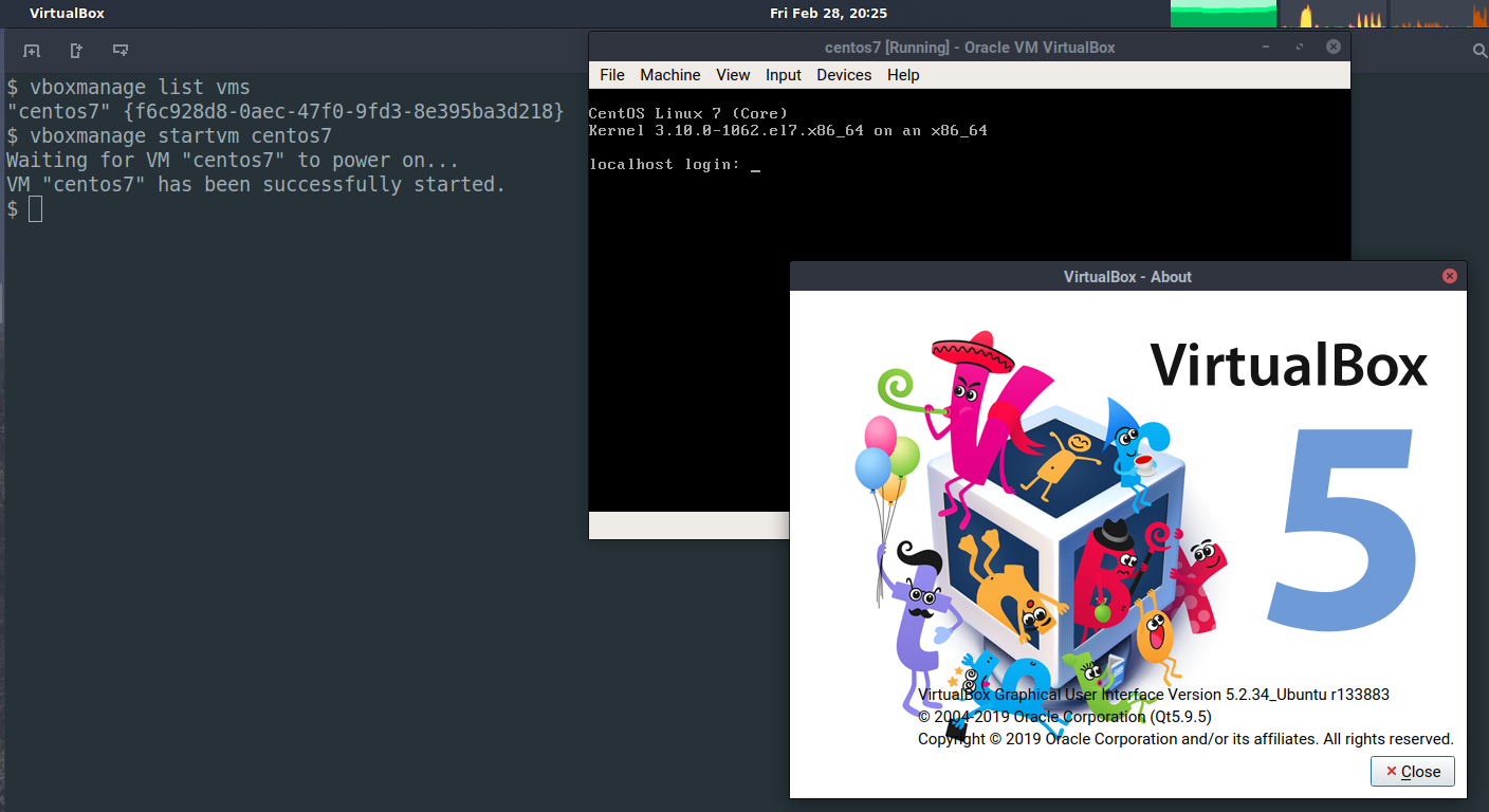 How to list and start VirtualBox VMs in command line in Linux? -  SysTutorials